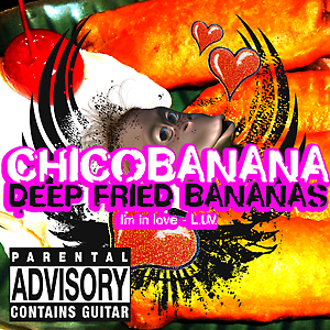 Deep Fried Bananas w01 300px